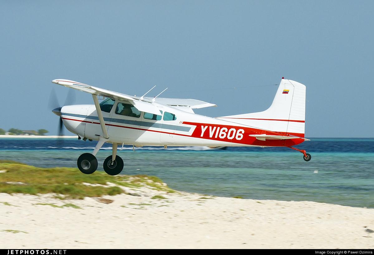 YV1606 - Cessna 185 Skywagon - Private