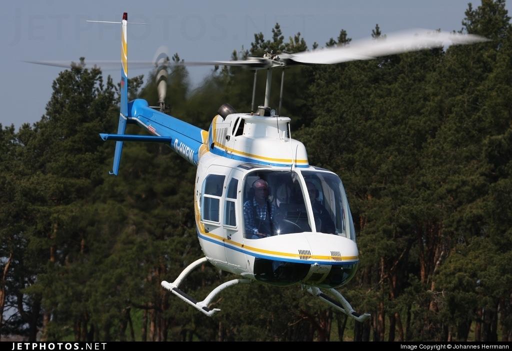 D-HHFW - Bell 206B JetRanger III - Private