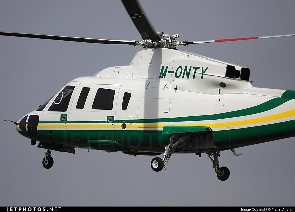 M-ONTY - Sikorsky S-76B - Private