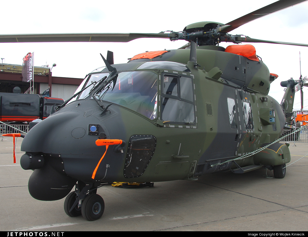 78-04 - NH Industries NH-90TTH - Germany - Army