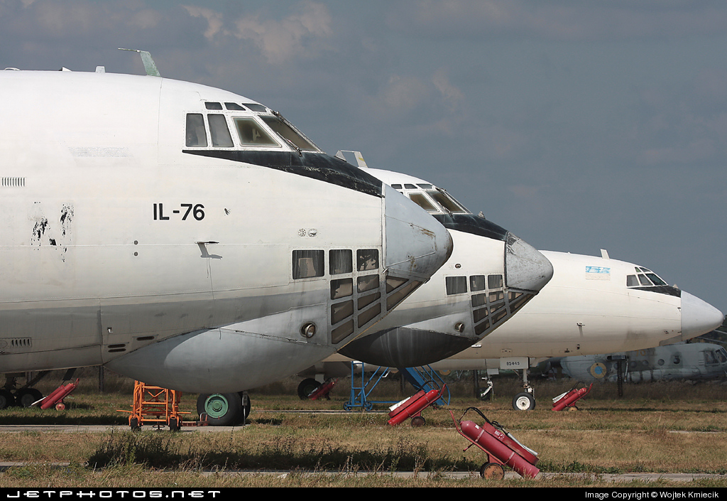 UUBB - Airport - Ramp