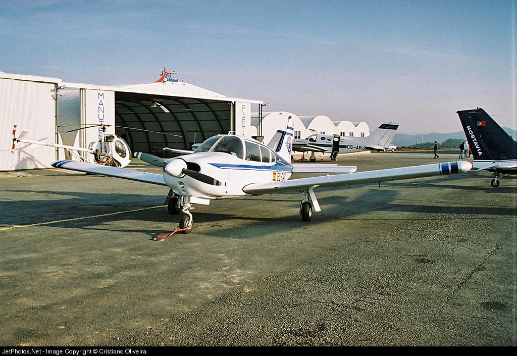EC-CAY - Piper PA-28R-200 Cherokee Arrow II - Private