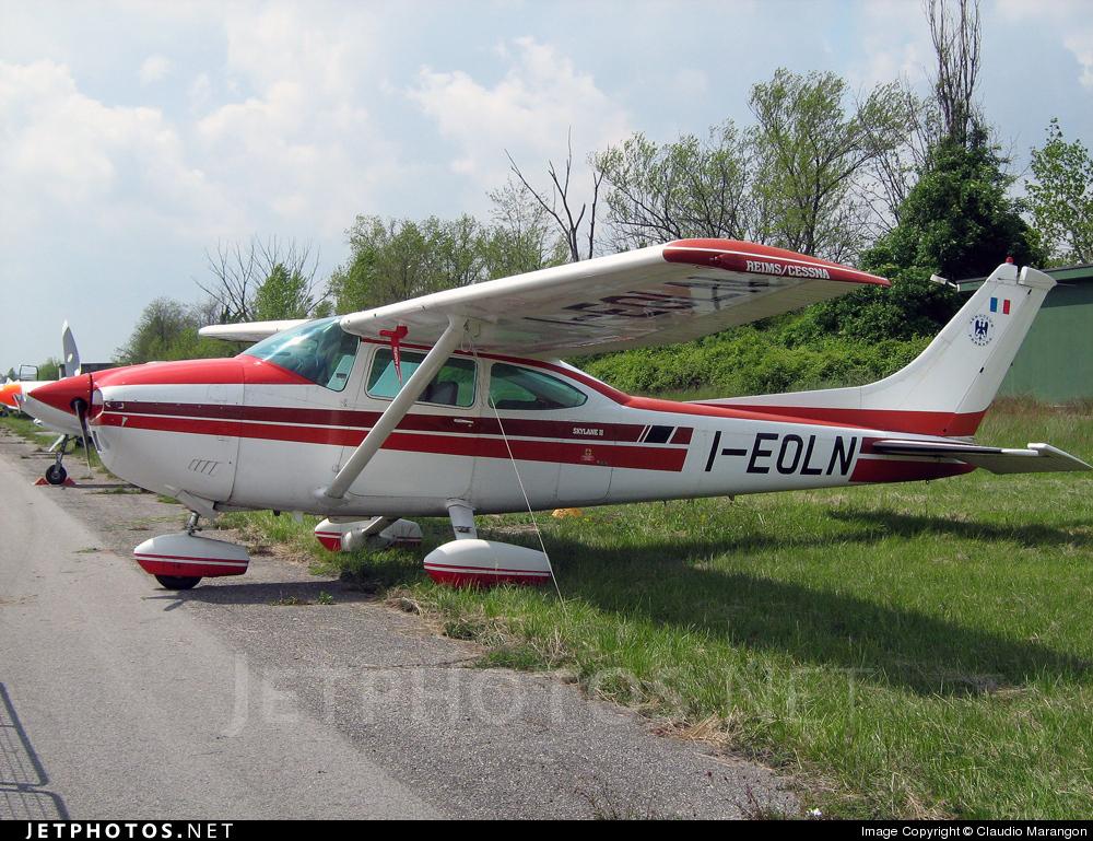 I-EOLN - Reims-Cessna F182Q Skylane II - Aero Club - Ferrara