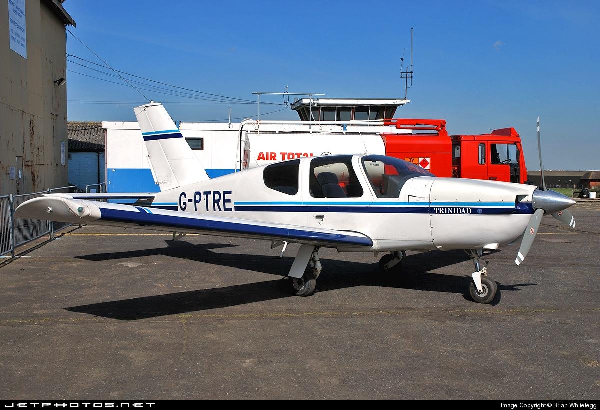 G-PTRE - Socata TB-20 Trinidad - Private