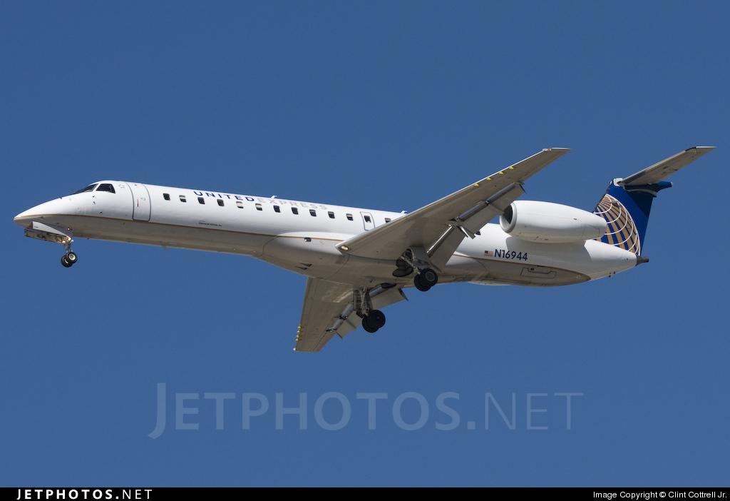 N16944 - Embraer ERJ-145ER - United Express (ExpressJet Airlines)