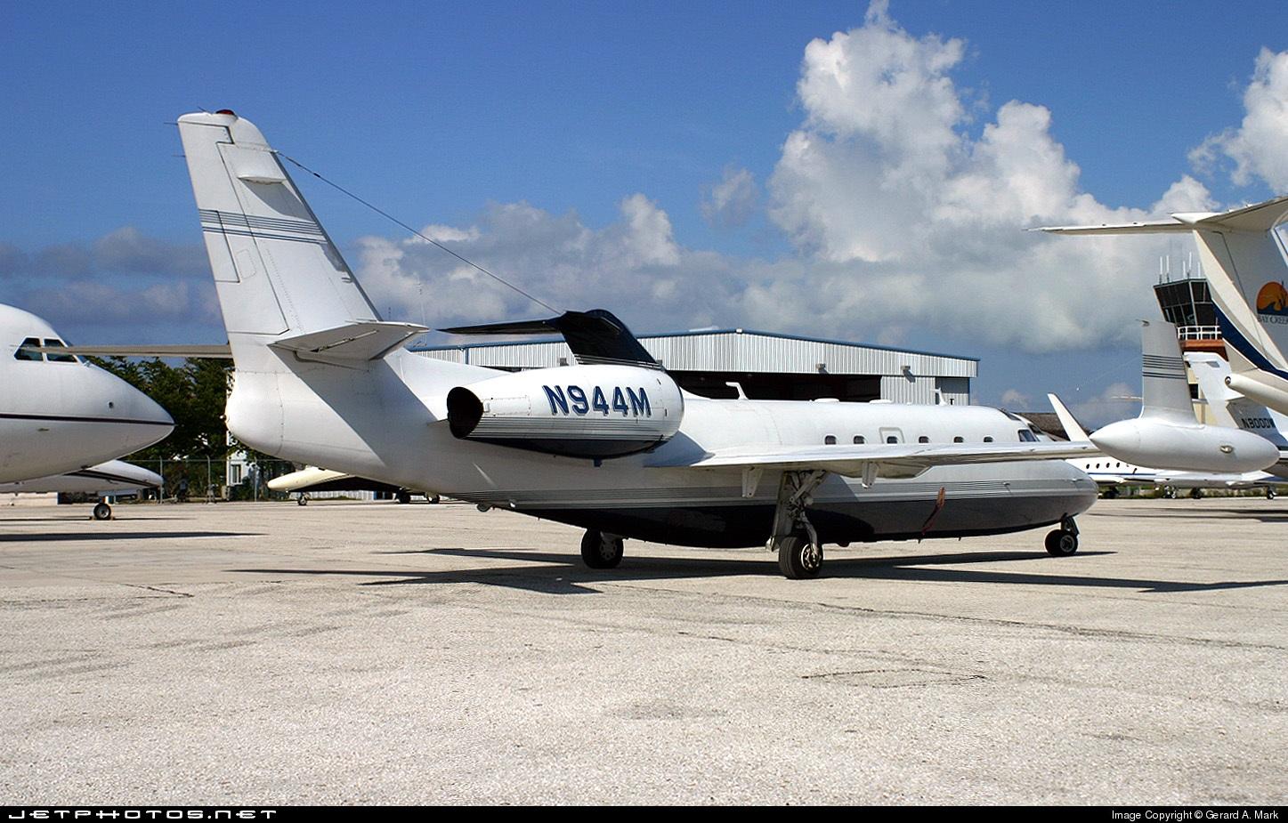 N944M - IAI 1124A Westwind II - Private