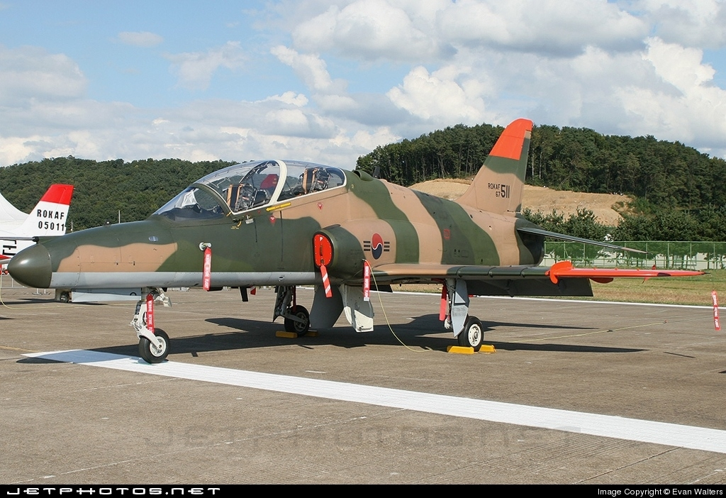 67-511 - British Aerospace Hawk Mk.67 - South Korea - Air Force
