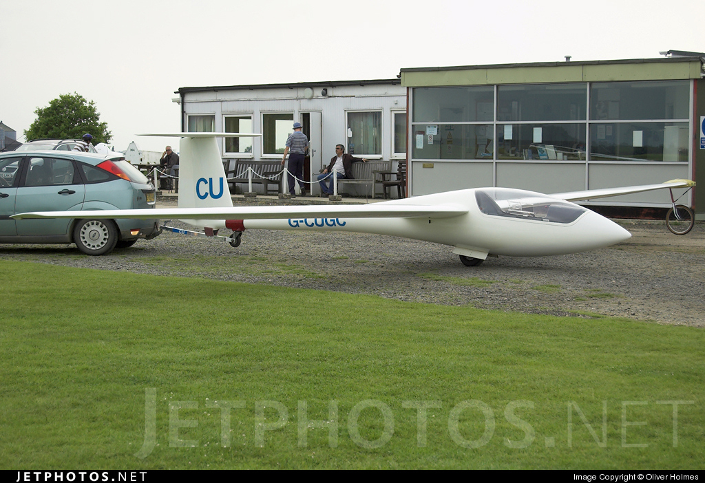 G-CUGC - Schleicher ASW-19B - Private