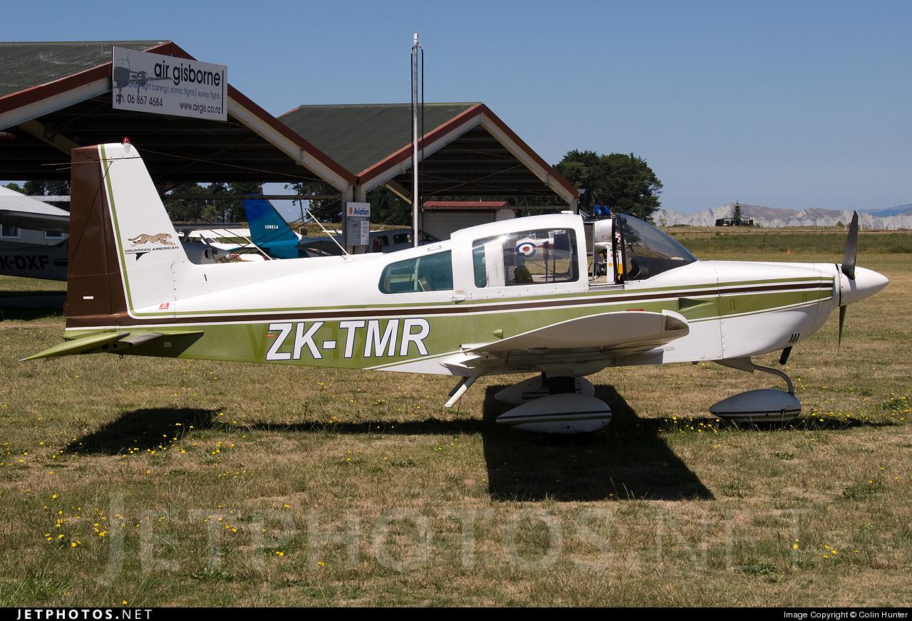ZK-TMR   Grumman American AA-5A Cheetah   Air Gisborne   Colin