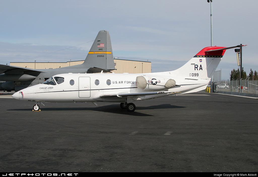 91-1099 - Beechcraft T-1A Jayhawk - United States - US Air Force (USAF)