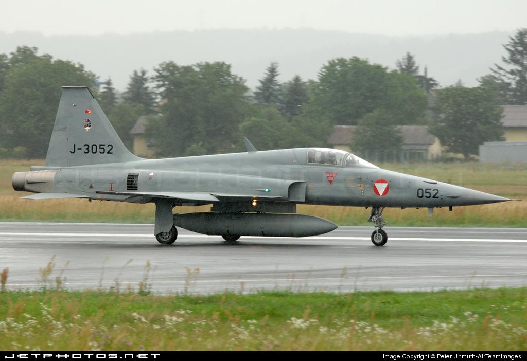 J-3052 - Northrop F-5E Tiger II - Austria - Air Force