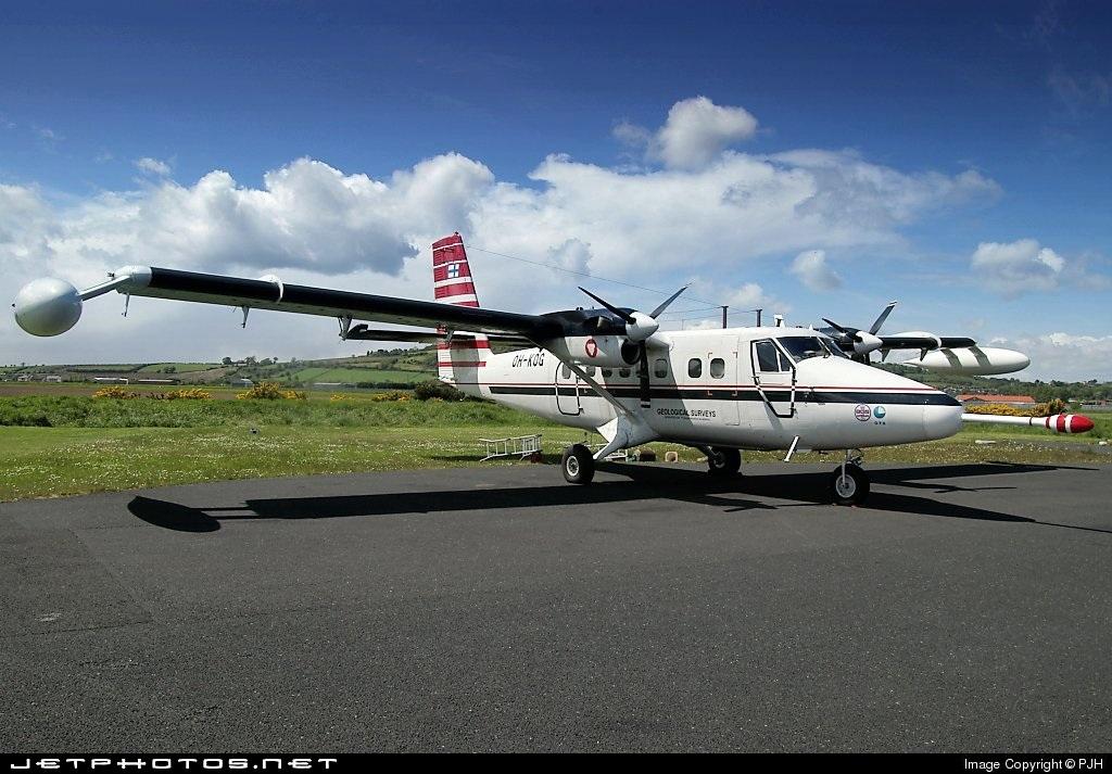 OH-KOG - De Havilland Canada DHC-6-300 Twin Otter - Malmilento