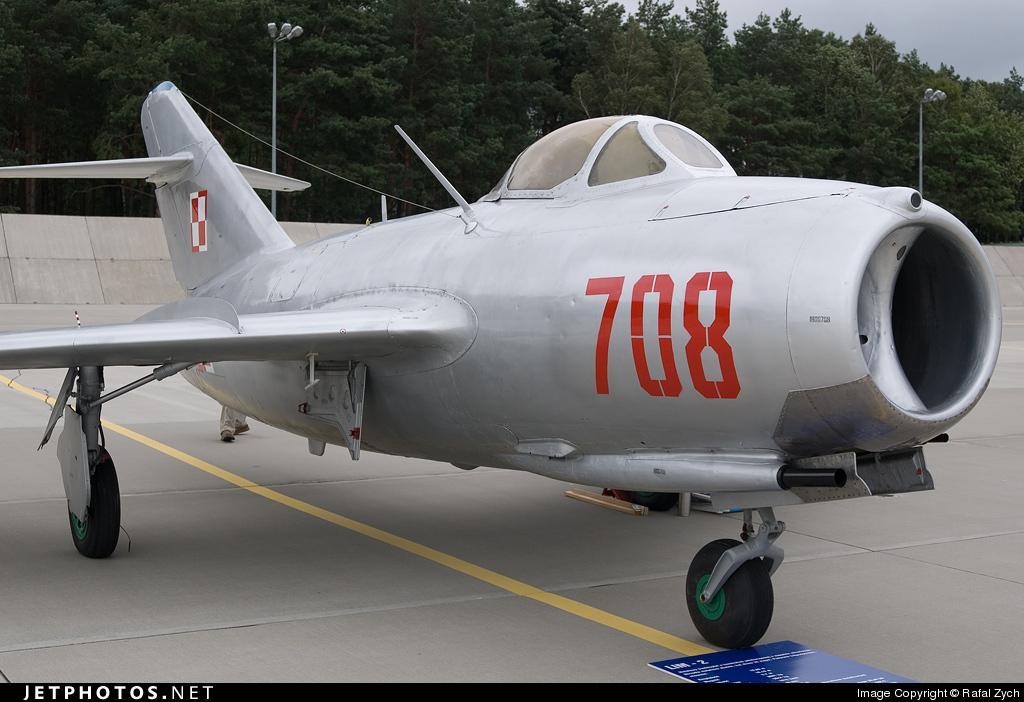 708 - WSK-Mielec SB Lim-2 - Poland - Air Force