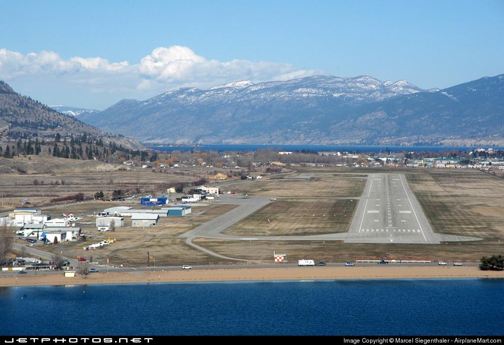 CYYF - Airport - Runway