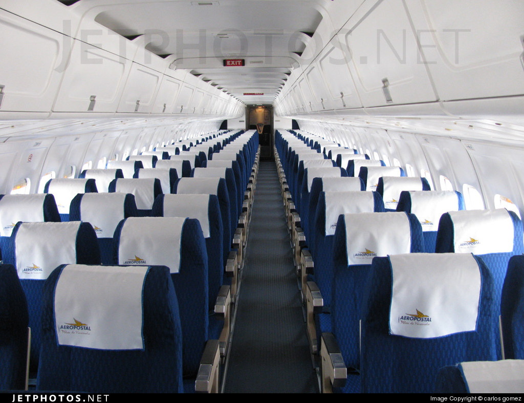 YV137T - McDonnell Douglas DC-9-51 - Aeropostal - Alas de Venezuela