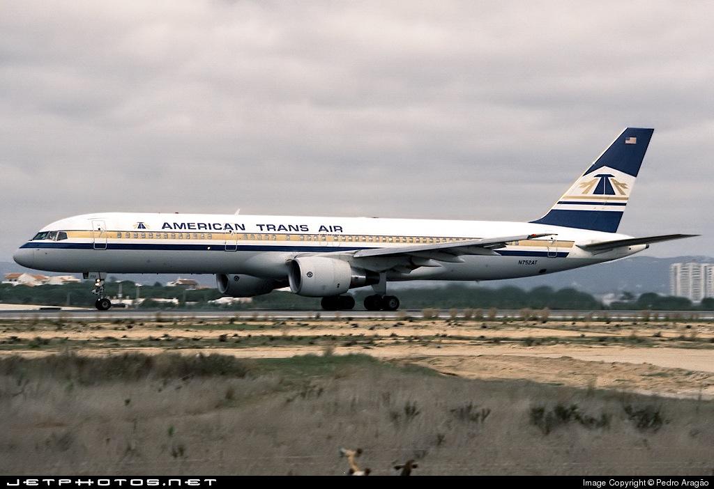 N752AT - Boeing 757-212 - American Trans Air (ATA)