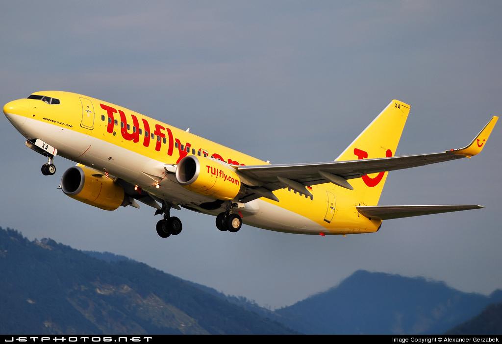 D-AHXA - Boeing 737-7K5 - TUIfly