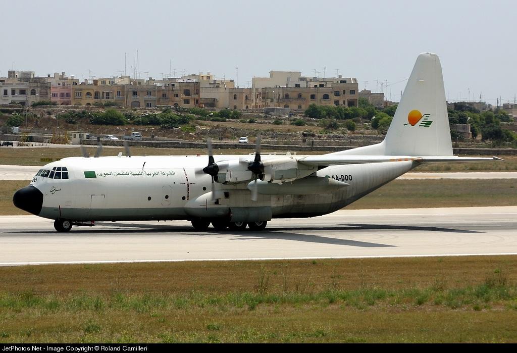 5A-DOO - Lockheed L-100-30 Hercules - Libyan Air Cargo
