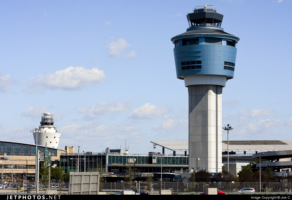 KLGA - Airport - Control Tower