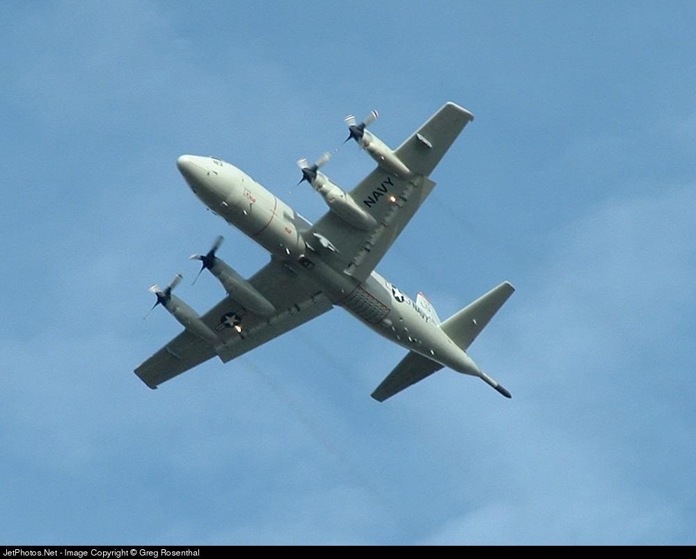 - Lockheed P-3C Orion - United States - US Navy (USN)