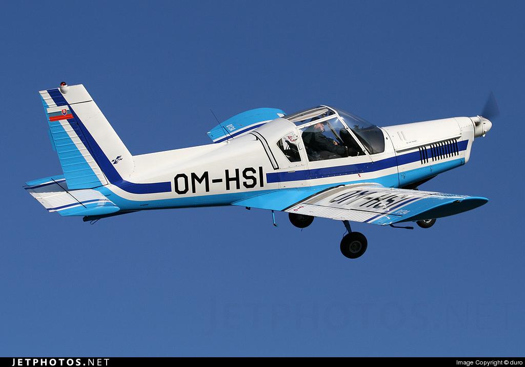 OM-HSI - Zlin 42M - Aero Club - Slovak Republic