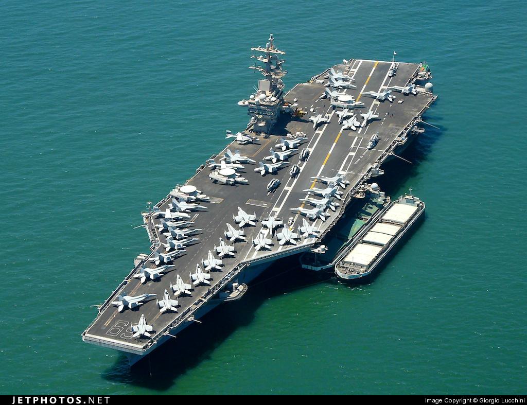CVN-69 - Aircraft Carrier - Airport Overview