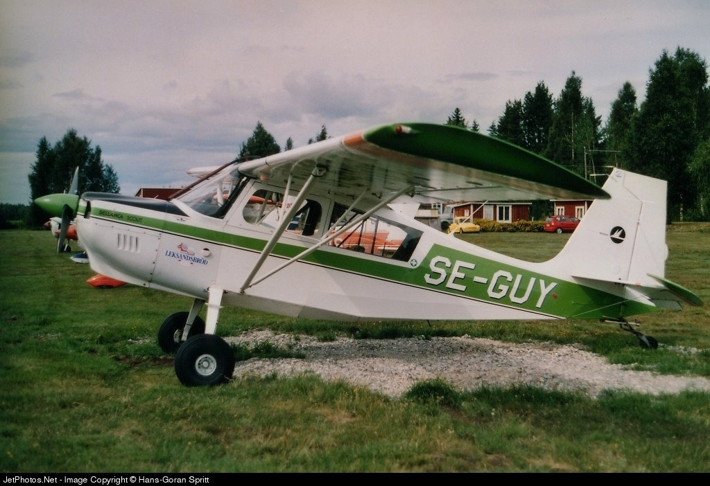 SE-GUY - Bellanca 8GCBC Scout - Private