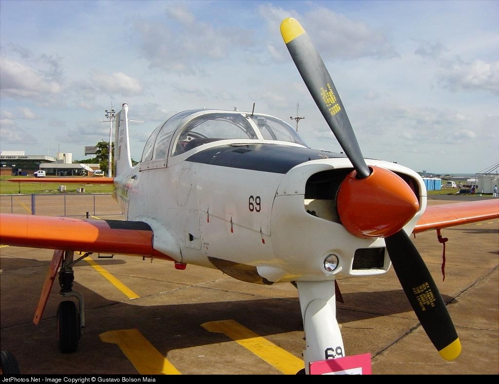 FAB1869 - NEIVA T-25 Universal - Brazil - Air Force