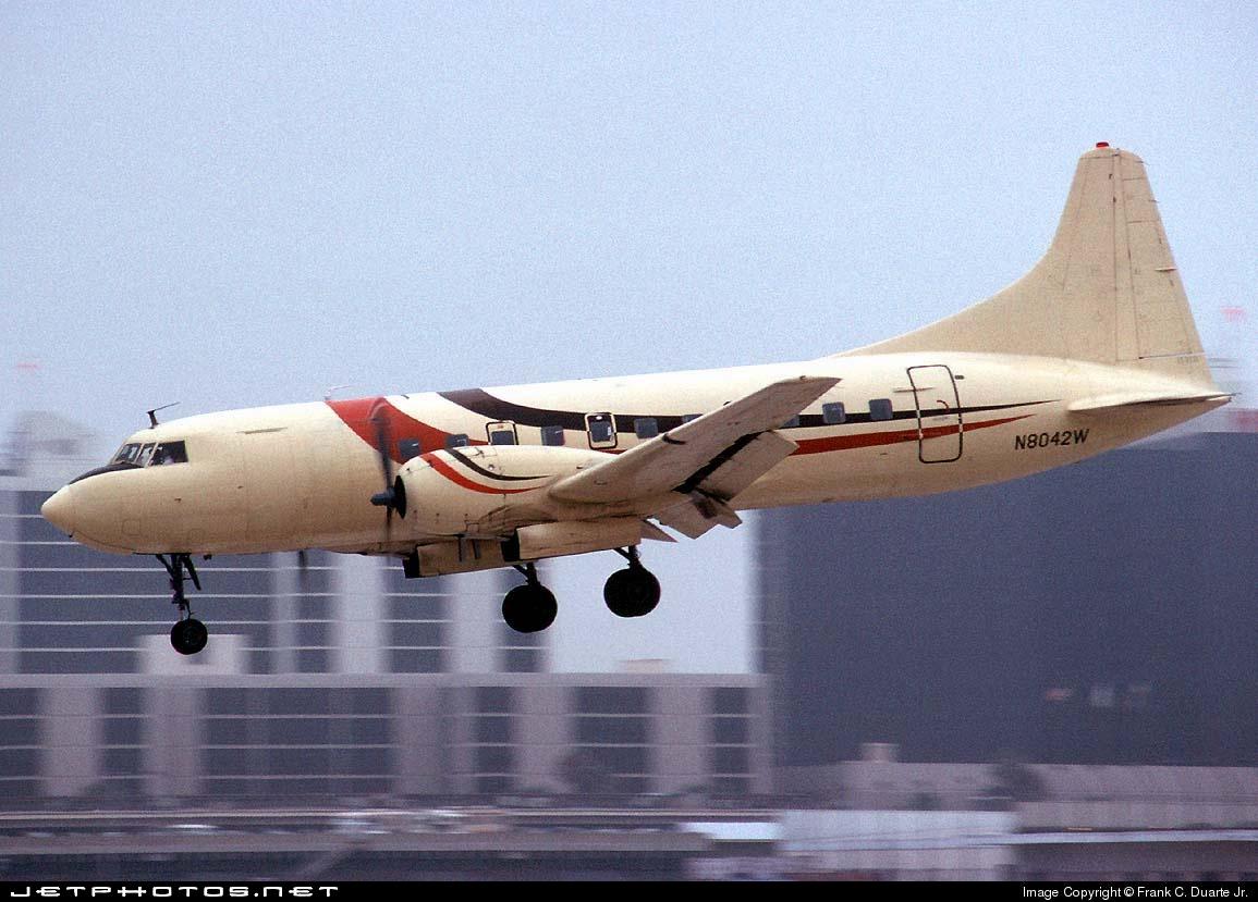 N8042W - Convair CV-440 - Private