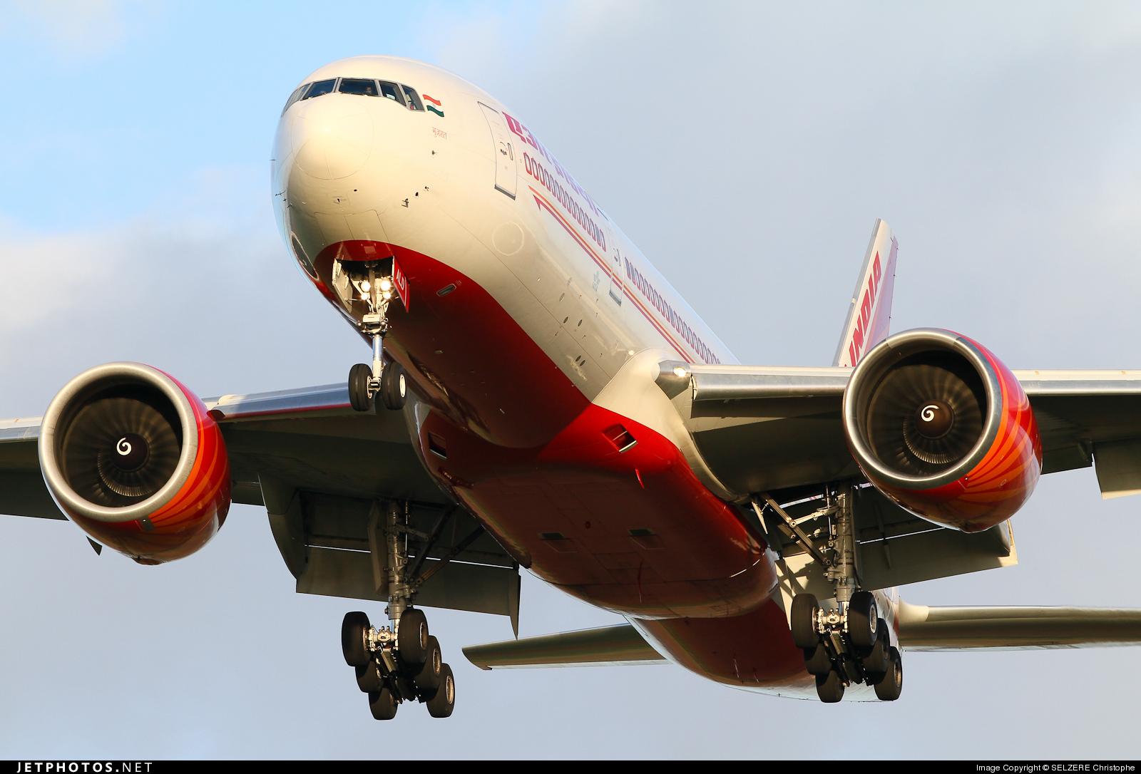 VT-ALD - Boeing 777-237LR - Air India