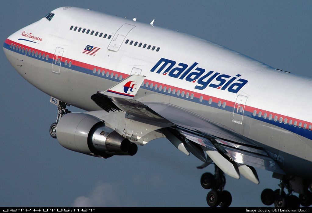 9M-MPG - Boeing 747-4H6 - Malaysia Airlines