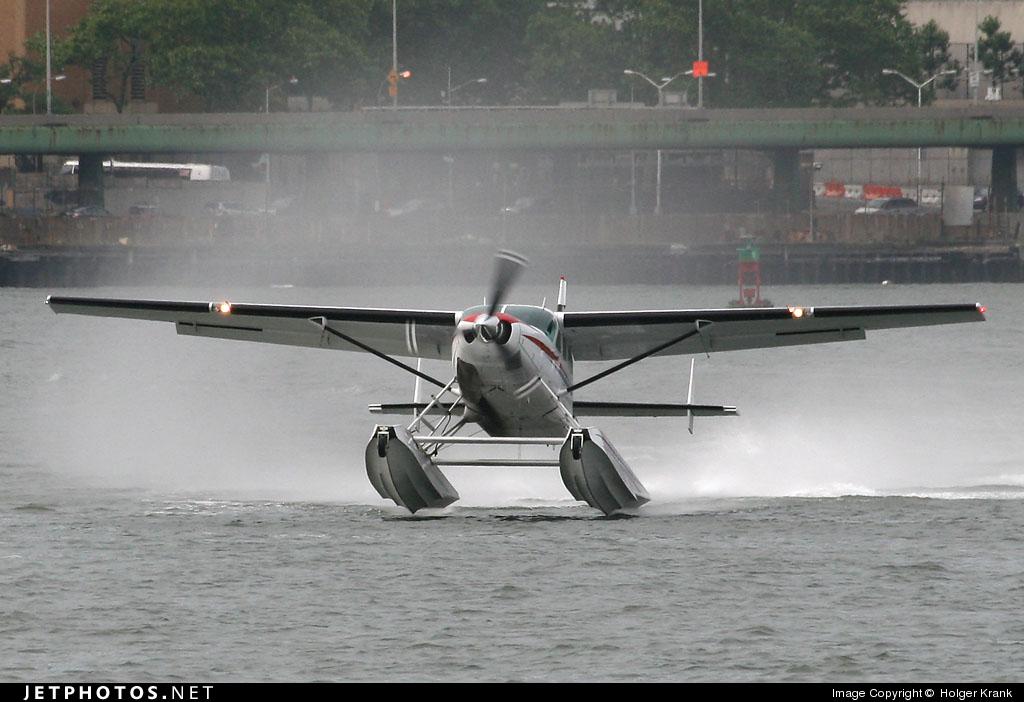 N822BB - Cessna 208 Caravan - Private
