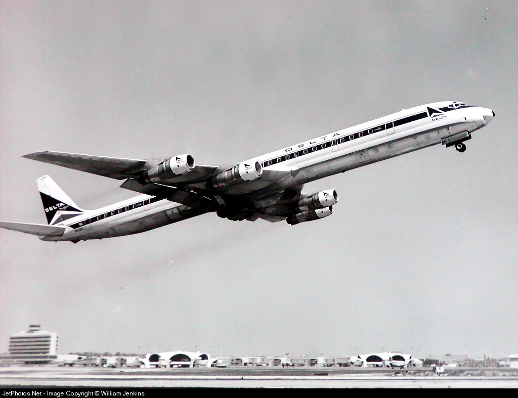 N1301L - Douglas DC-8-61 - Delta Air Lines