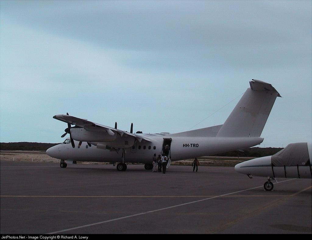 HH-TRO - De Havilland Canada DHC-7-103 Dash 7 - Tropical Airlines