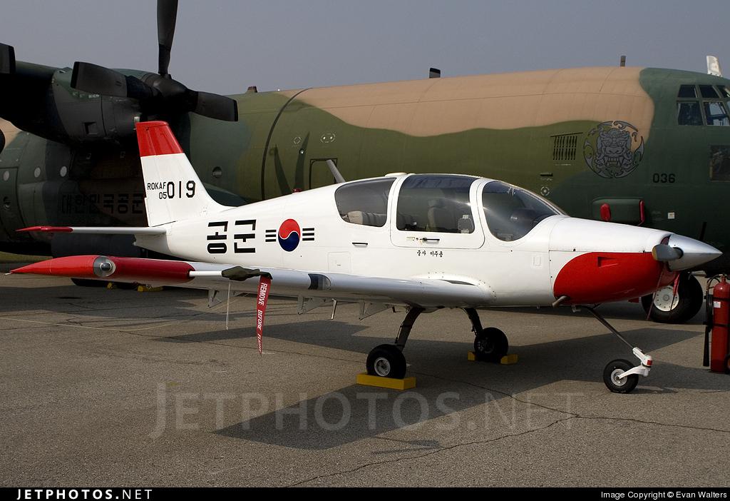 05-019 - Ilyushin IL-103 - South Korea - Air Force