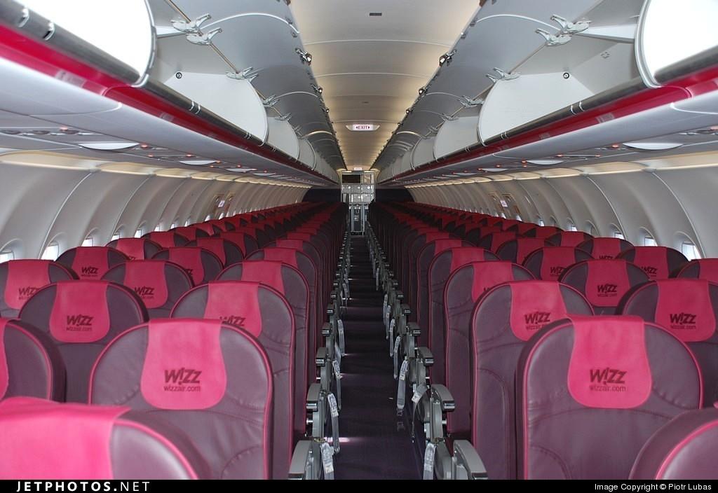 Ha Lpv Airbus A320 232 Wizz Air Piotr Lubas Jetphotos