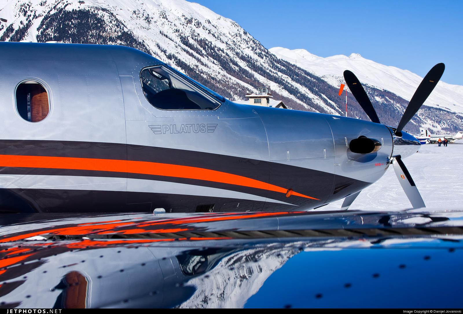 N7274L - Pilatus PC-12/47E - Private