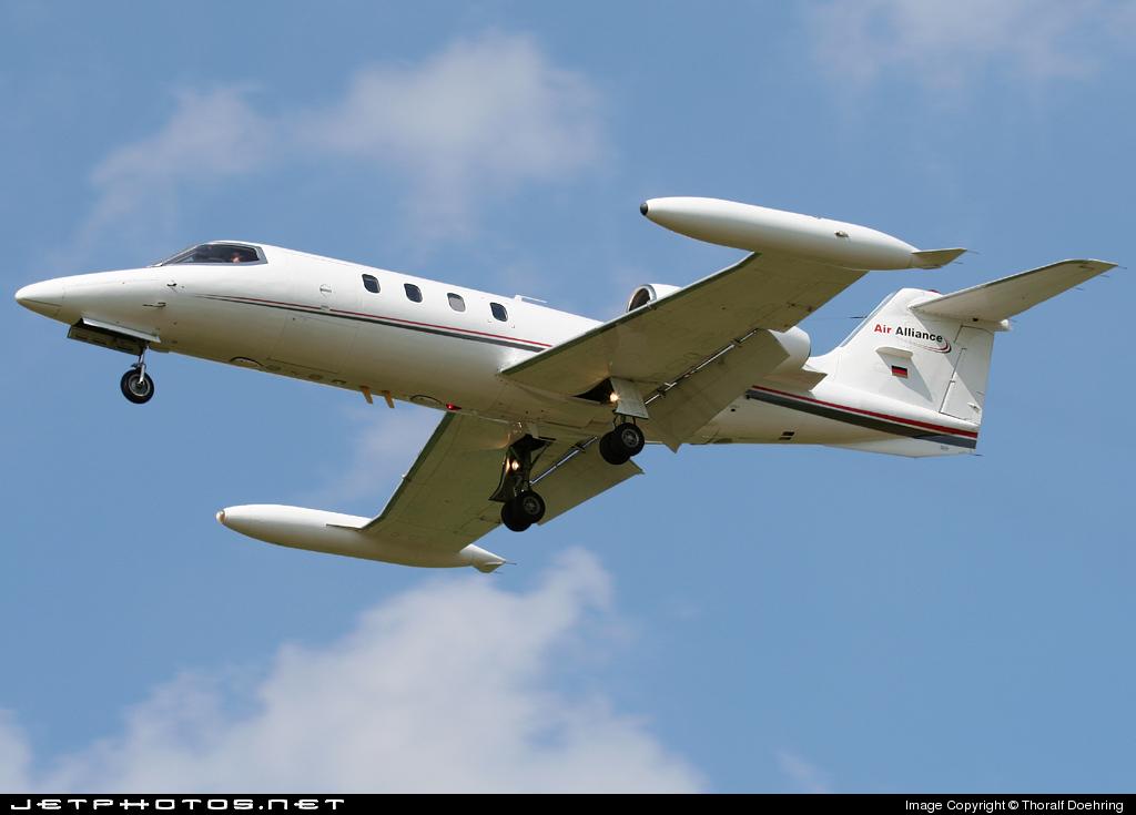 D-CONE - Bombardier Learjet 35A - Air Alliance