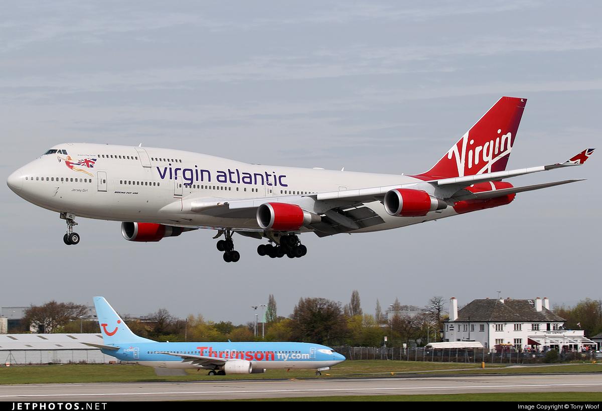 targeting positioning virgin atlantic