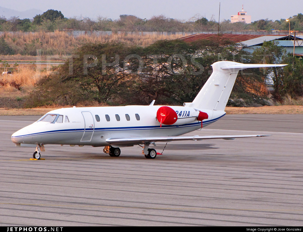 N2411A - Cessna 650 Citation III - Private