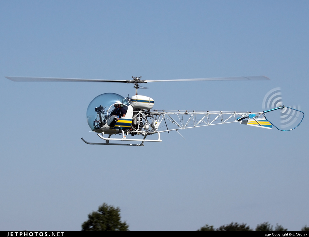 N44SG - Bell 47 - Staten Island Helicopter