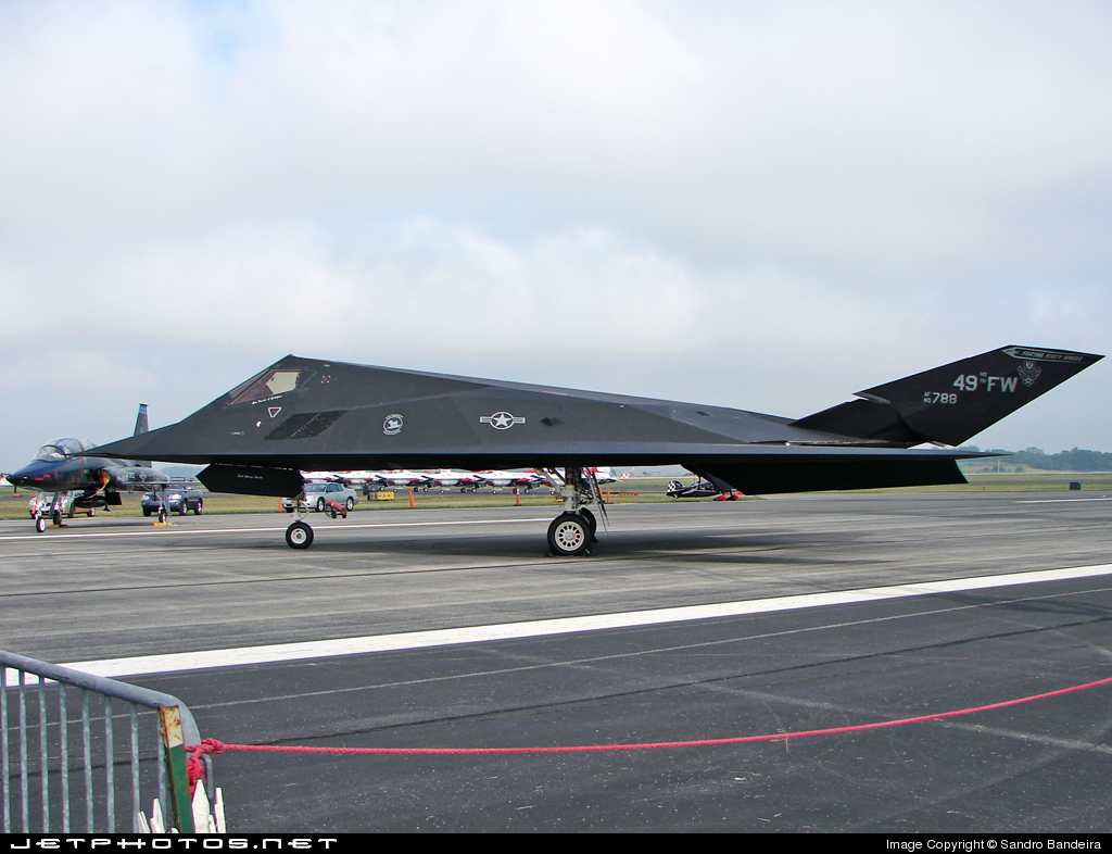 80-788 - Lockheed F-117A Nighthawk - United States - US Air Force (USAF)