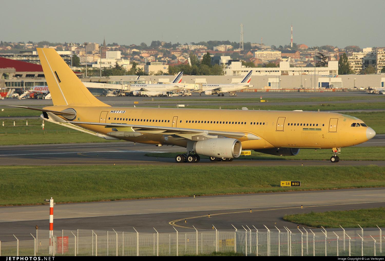 EC-339 - Airbus A330-243(MRTT) - Airbus Industrie