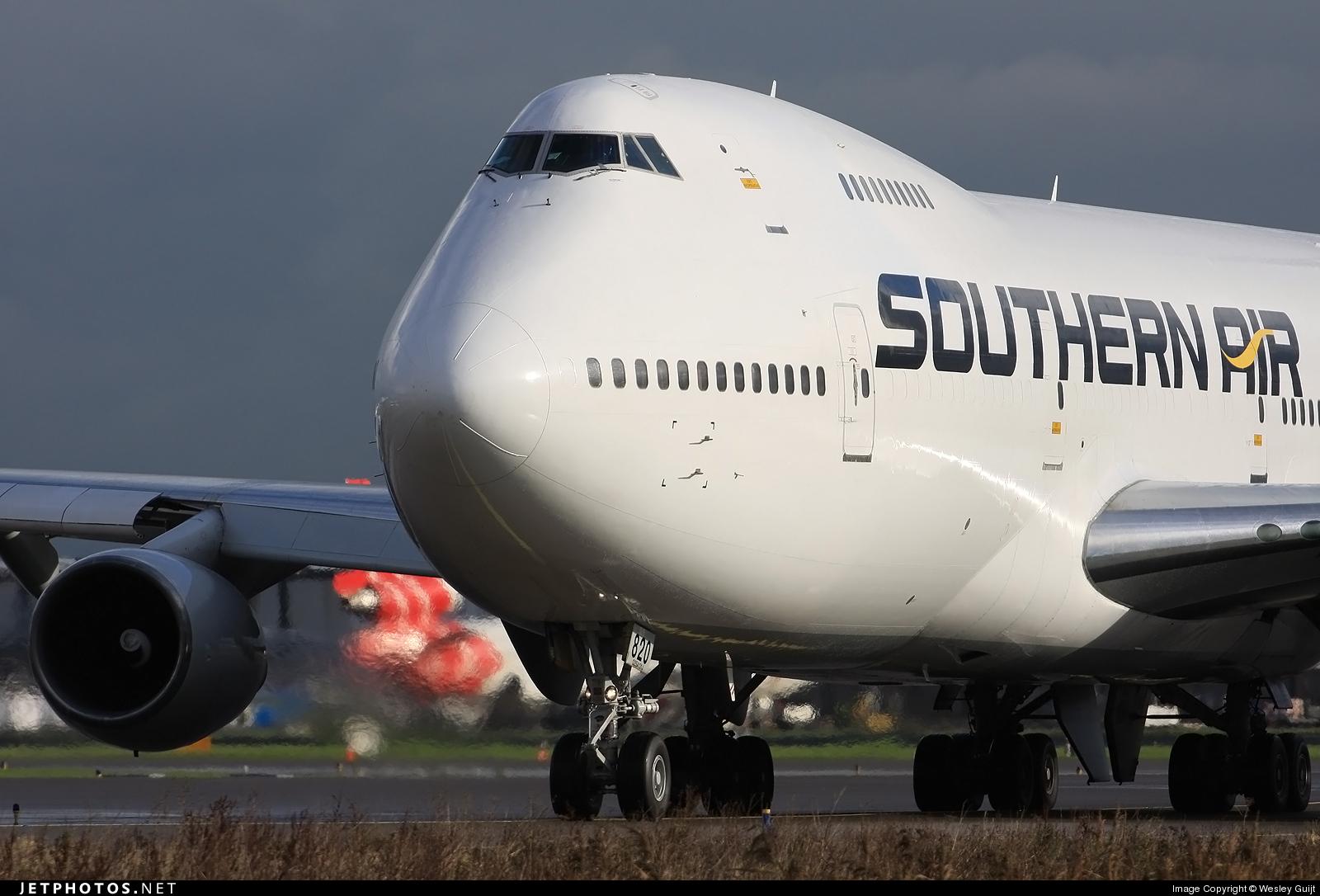 N820SA - Boeing 747-243B(SF) - Southern Air