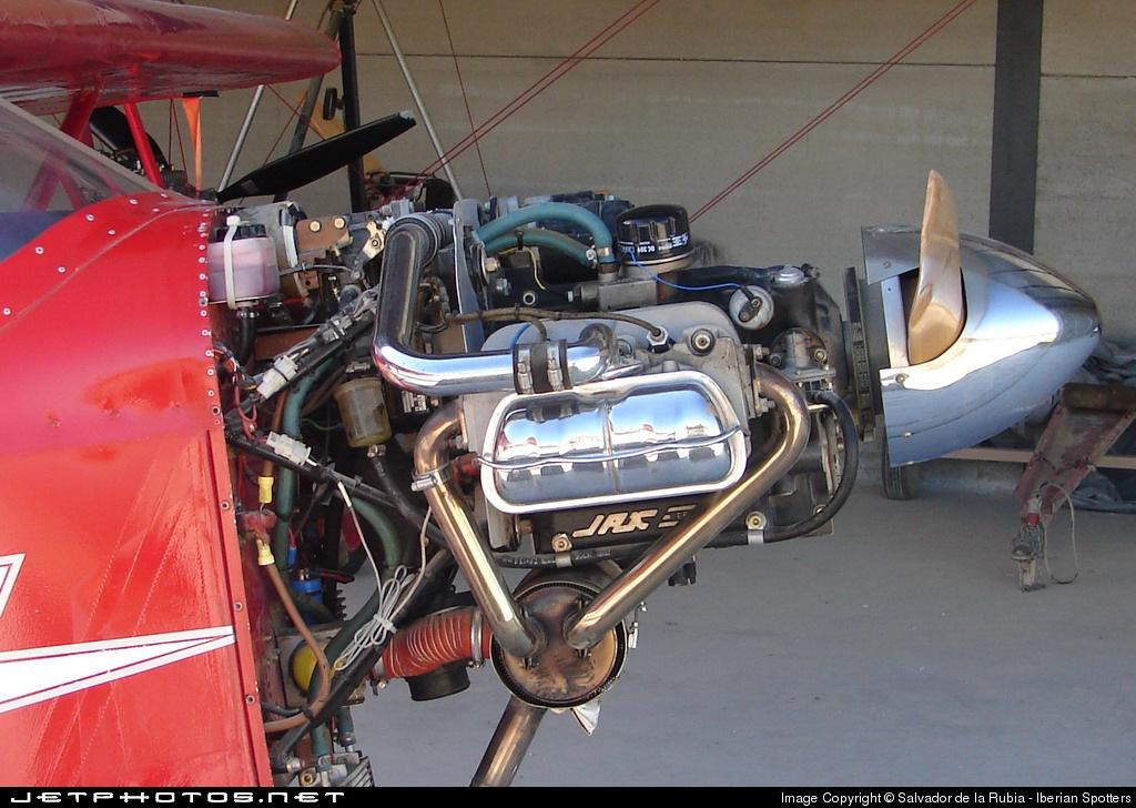 EC-YMX - Preceptor Aircraft Ultra Pup - Private
