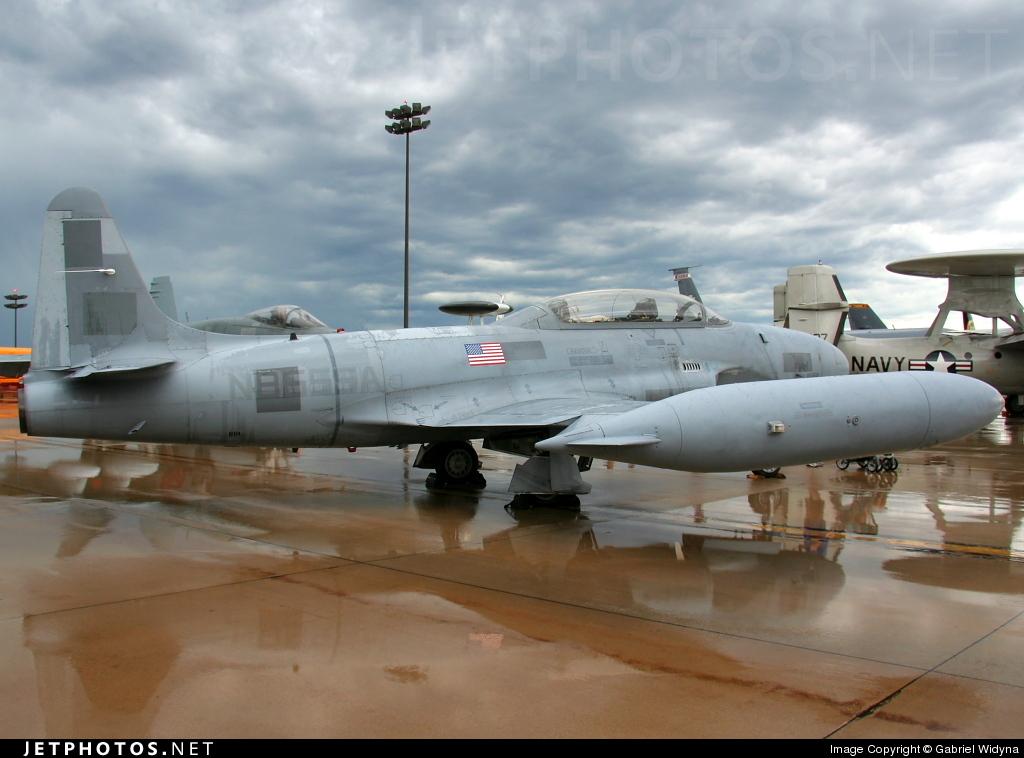 N865SA - Canadair CT-133 Silver Star - Private