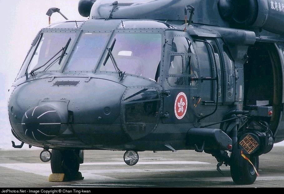 B-HZI - Sikorsky S70A-27 Firehawk - Hong Kong - Government Flying Service (GFS)