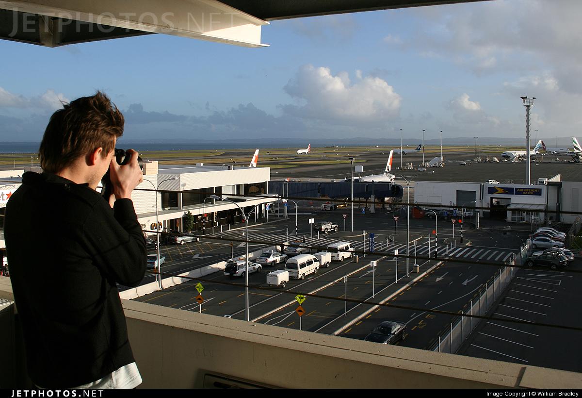 NZAA - Airport - Spotting Location
