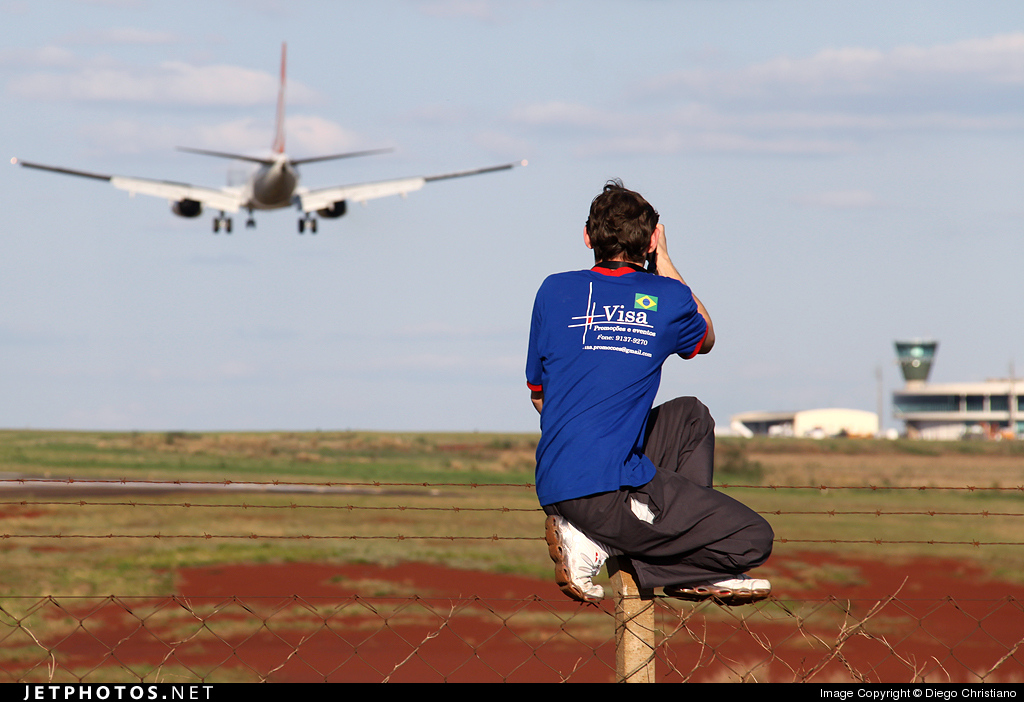 SBMG - Airport - Spotting Location