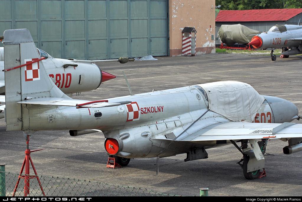 0503 - PZL-Mielec TS-11 Iskra - Poland - Air Force